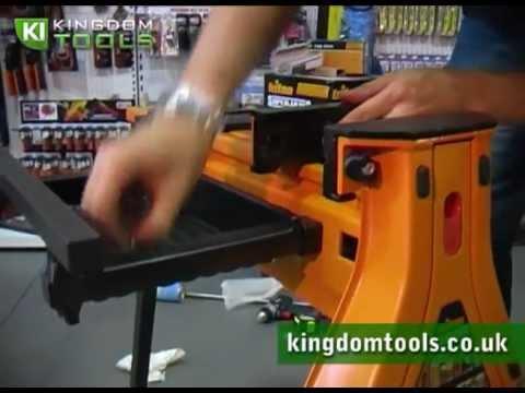 Triton Superjaws Demo from Kingdom Tools
