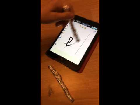 Comment faire un crayon pour dessiner sur tous les appareille