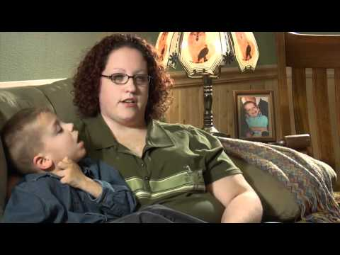 Living with Cerebral Palsy: Nathan