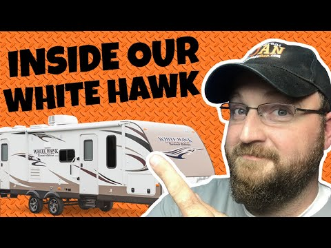Tour Our Camper | 2014 Jayco White Hawk 33BHBS Travel Trailer