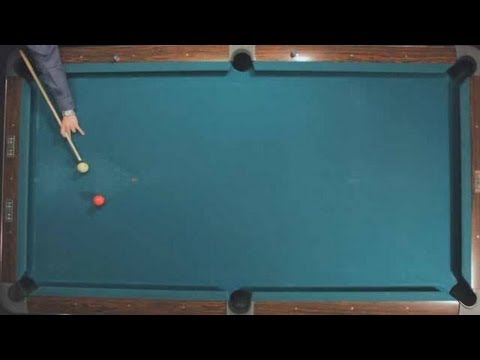 How to Make Pool Banks | Pool Trick Shots