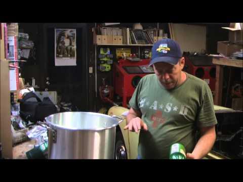 Stupid Garage Tricks #3: Cleaning carburetors with lemon juice