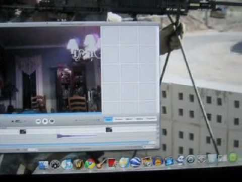 How to do a Shooting Effect on iMovie HD