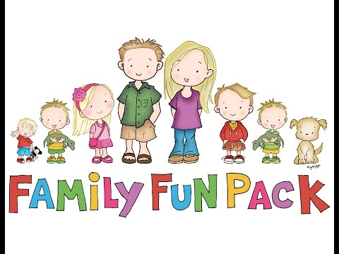Michael Writes His First Song -- Introducing the Family Fun Pack Jingle!!