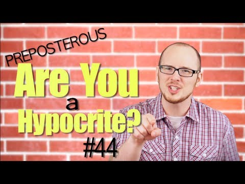 Are you a Hypocrite? Episode 44 Matthew 15:7-11