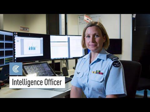 Air Force - Intelligence Officer - Emma