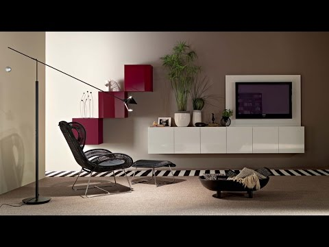 Contemporary Wall Units – 15 Fabulous Ideas and Designs