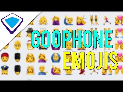 DOES A FAKE IPHONE HAVE EMOJIS? ✅Goophone i7 Emojis Test | Goophone Emojis - Fake iPhone 7 Clone 📱