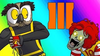 Cod Zombies Funny Moments - Vanoss Burger Secret Formula!