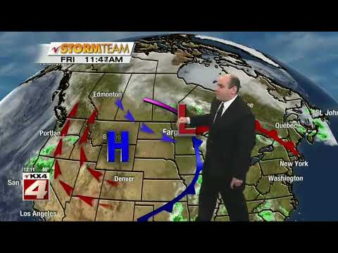 Weather Noon Update   May 25