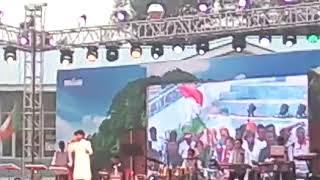 SALMAN ALI LIVE MA TUJHE SALAM VANDE MATRAM LATEST VIDEO SHOW PORT BLAIR INDIAN IDOL