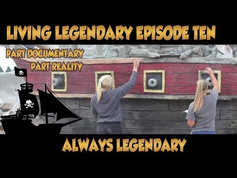 Living Legendary: The Show Episode Ten {Part Documentary - Part Reality - Always Legendary}