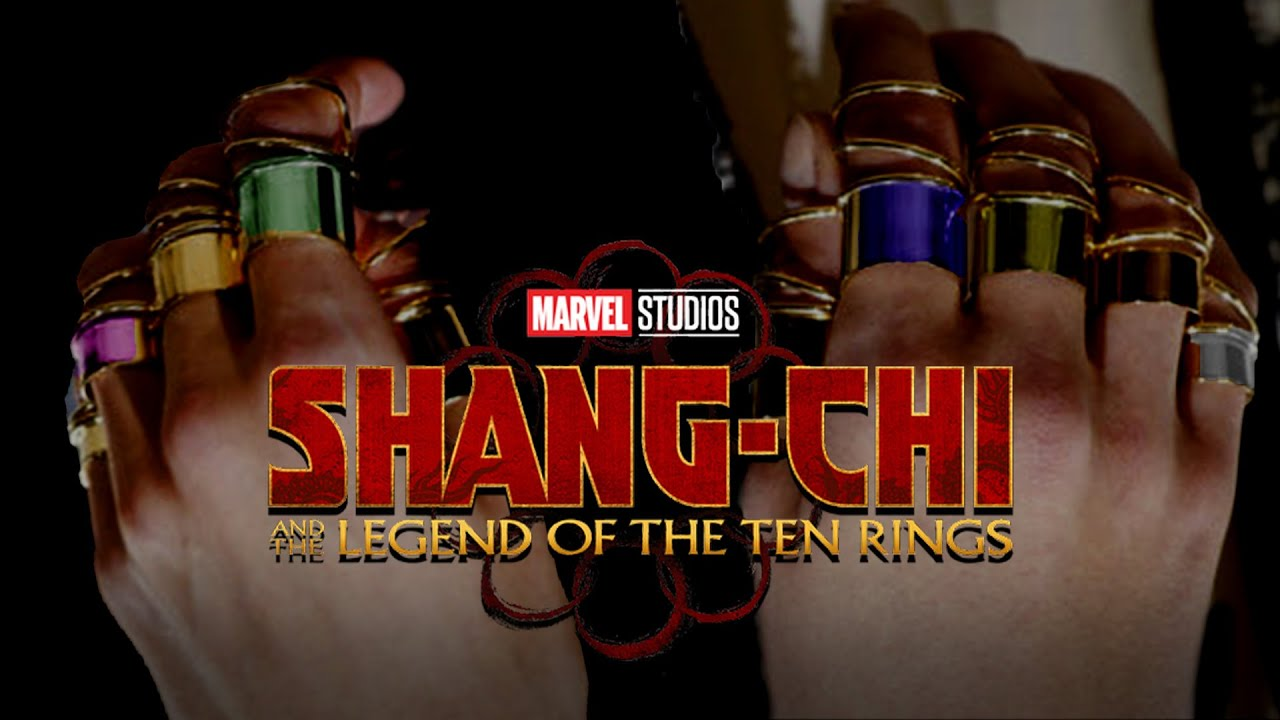 SHANG CHI - ALL TEN POWER RINGS POWERS EXPLAINED - Avengers Phase 5 Lead In