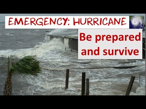 HURRICANE Survival Guide   What EVERYONE Should know!