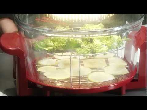 Fagor Halogen Oven - Dehydrating Demo