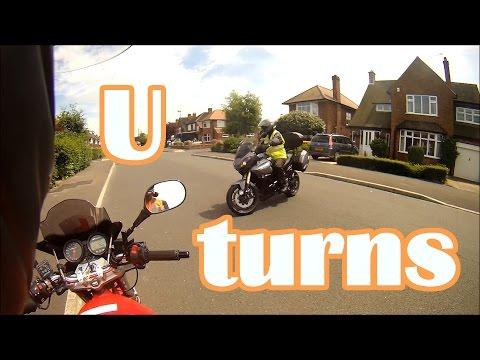 Motorcycle Training - U Turns