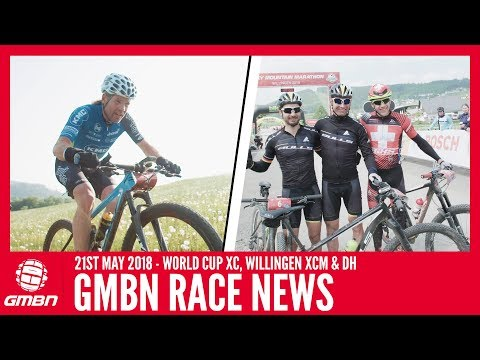 GMBN Mountain Bike Race News Show | World Cup Action Albstadt + DH & XCM Willingen Bike Festival
