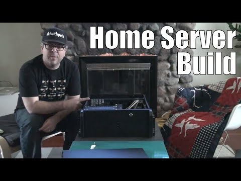 How to build a home server for cheap (under $300) and it's better than a NAS!