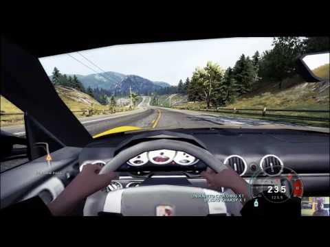 Need for Speed Hot Pursuit 2010 - Cockpit view mod