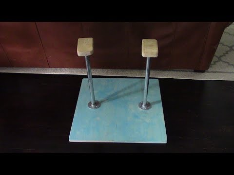 How To Make Handstand Canes!