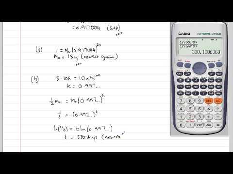 AQA Core 4 | June 2016 | Q4 | Video Solutions | A Level Maths