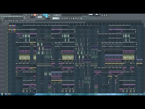 FL Studio 12 Glitch Hop - Banana Loaf [Free FLP]