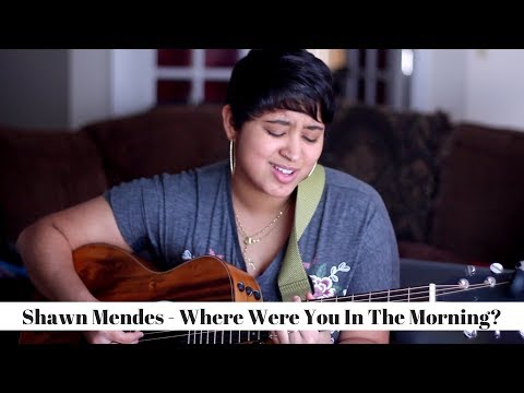 Shawn Mendes - Where Were You In The Morning? Cover by AmandaLee
