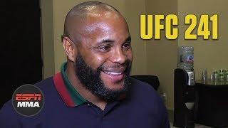 Daniel Cormier: No one wants me to retire | UFC 241 | ESPN MMA