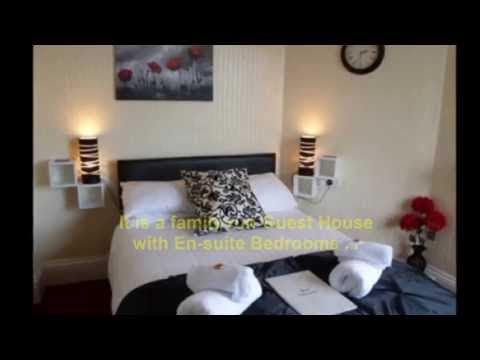 Bed and Breakfast Paignton 01803 551193 Aquamarine Guest House, just like hotels in Paignton
