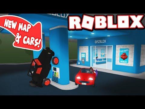 HUGE BLOXBURG MAP UPDATE!!! *NEW CARS & LOCATIONS* (Roblox Bloxburg)