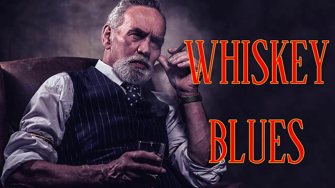 Whiskey Blues - Best of Slow Blues/ Blues Rock - Electric Guitar