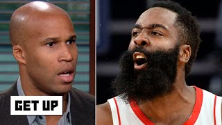 The Rockets don't play defense! – Richard Jefferson | Get Up