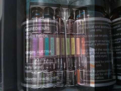 Island's Miracle Premium Aromatherapy Gift Kit