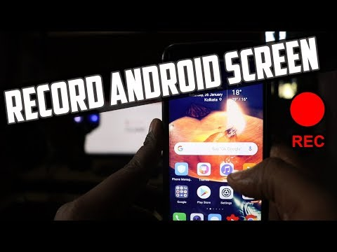 How To Record Your Android Mobile Screen | No Root Required