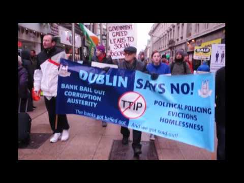 DUBLIN SAYS NO - 151 WEEKS MARCHING