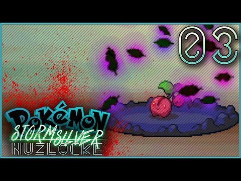 Pokemon :: Storm Silver Nuzlocke :: EP03 - Sprout Tower Cherubi