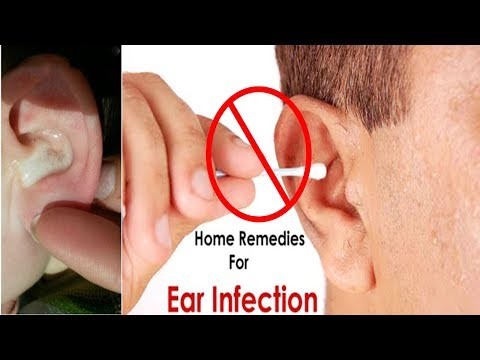 3 Best  Natural Home Remedies For EAR INFECTION || How To Treat A Ear Infection At Home