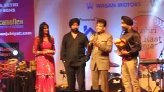 Jeetendra talk about Punjabi culture and Lohri Celebration