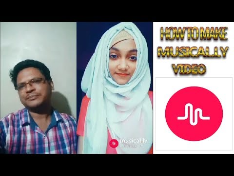 How to Make Musical.ly video   Bst Musically Tutorial On Bangla 2018   Duet video make
