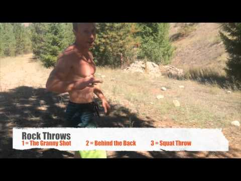 Fitness Training for Nordic Skiing - Obstacle Course