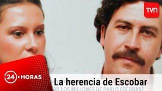 ¿Quién se quedó con la herencia de Pablo Escobar?   24 Horas TVN Chile