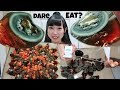 "Darkness Recipe! Cook&Eat 100 Years Old Smelly Duck Eggs (Pidan)Challenge! Husband ""I'd Eat Bugs"""
