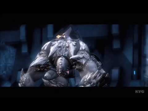 Injustice: Gods Among Us - Superman VS Doomsday (Story Battle 48) [HD]