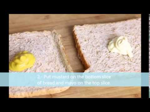 How to make a MLG sandwhich