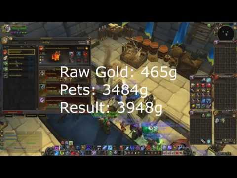 Classic Raids how much Gold can you earn? Wod Gold Guide WoW Gold