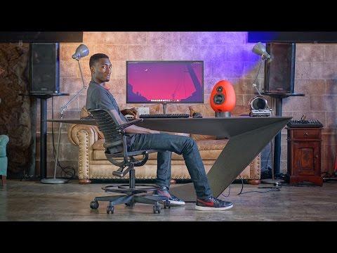 Dream Desk  - The MKBHD Setup!