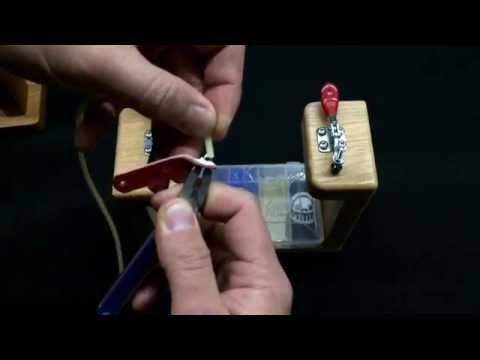 Metro Made | slingshot band making jig