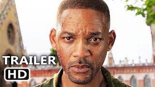 GEMINI MAN Official Trailer (2019) Will Smith, Sci-Fi Movie HD