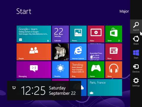 Windows 8.0 Professional - Change the Color of a Sticky Note