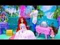 The Little Mermaid Ariel S Royal Cruise Ship Melody Finds A